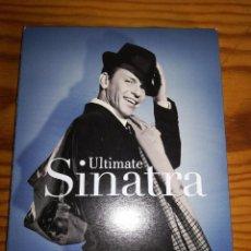 CDs de Música: ULTIMATE SINATRA, LA MEJOR COLECCION EN CD, UN LUJO.. Lote 89627084