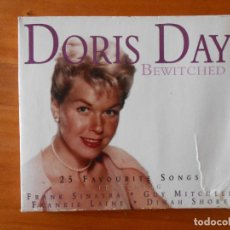 CDs de Música: CD DORIS DAY - BEWITCHED - FEATURING FRANK SINATRA, GUY MITCHELL, FRANKIE LAINE, DINAH SHORE... (Z6). Lote 182135388