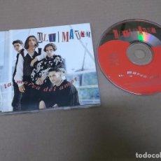 CDs de Música: ULTIMATUM (CD-SN) LA MAREA DEL AMOR AÑO 1995. Lote 89681116