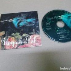 CDs de Música: UMPAH-PAH (CD-SN) PELADILLA AMARGA +1 TRACK AÑO 1994 – PORTADA ABIERTA. Lote 89681504