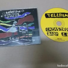 CDs de Música: TELEFILM (CD-SN) CATASTROPHE BABY +5 TRACKS AÑO 1993. Lote 89686212
