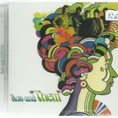 CDs de Música: THEM - NOW AND THEM - CD REVOLA 2003 NUEVO. Lote 89737832