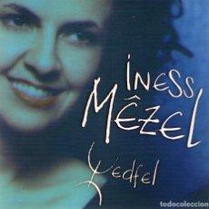 CDs de Música: CD INESS MÊZEL ¨WEDFEEL¨. Lote 89836900