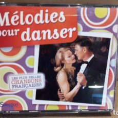 CDs de Música: MÉLODIES POUR DANSER. READER'S DIGEST. 3 X CD-BOX / 60 TEMAS / DIFÍCIL - LUJO.. Lote 89842484