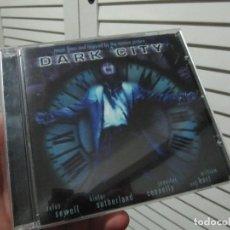 CDs de Música: DARK CITY - CD BSO. Lote 90066236
