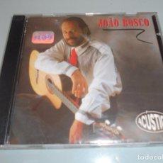 CDs de Música: JOÁO BOSCO - CD MADE IN BRASIL - 8 TEMAS - ACÚSTICO - PEDIDO MÍNIMO EN LOTES 5 €. Lote 90108716