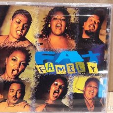 CDs de Música: FAT FAMILY. CD / VIRGIN-EMI. 13 TEMAS / CALIDAD LUJO.. Lote 90129556