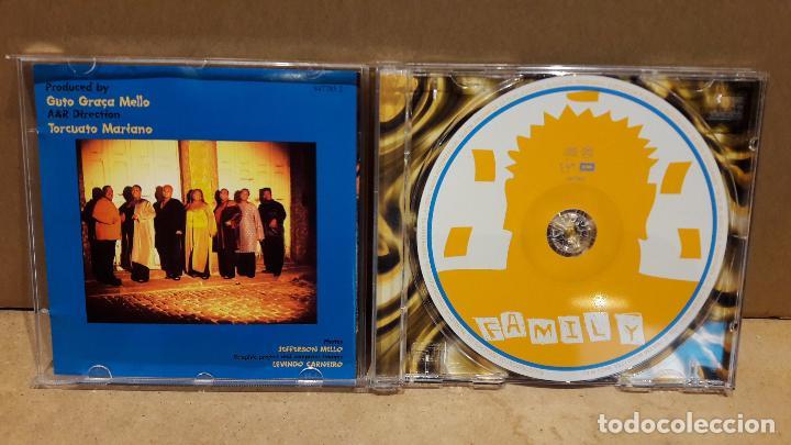 CDs de Música: FAT FAMILY. CD / VIRGIN-EMI. 13 TEMAS / CALIDAD LUJO. - Foto 2 - 90129556