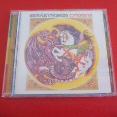 CDs de Música: BOB MARLEY & THE WAILERS. CONFRONTATION CD ALBUM CON 11 TEMAS. REGGAE TUFF GONG 2001. Lote 90180280