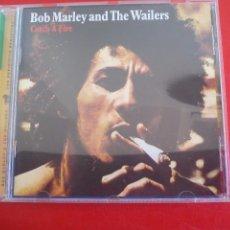 CDs de Música: BOB MARLEY & THE WAILERS. CATCH A FIRE. CD ÁLBUM CON 11 TEMAS. REGGAE TUFF GONG 2001. Lote 90180492