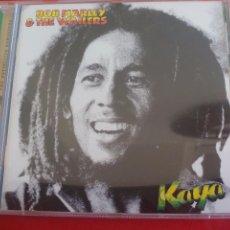 CDs de Música: BOB MARLEY & THE WAILERS. KAYA. CD ÁLBUM CON 11 TEMAS. REGGAE TUFF GONG 2001. Lote 90181108