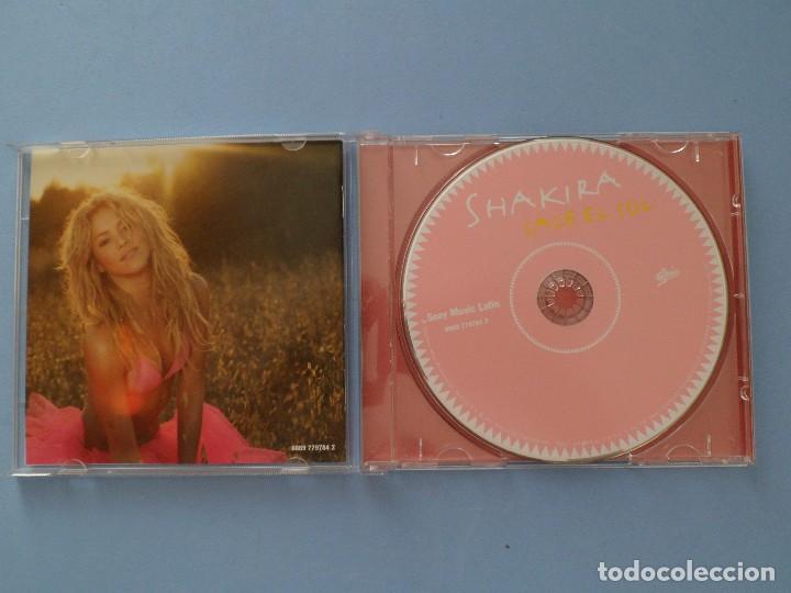 3e027459cf shakira. sale el sol. - Buy CD's of Latin Music at todocoleccion ...