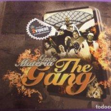 CDs de Música: MATERIA GRIS - THE GANG - CD DIGIPACK. PRECINTADO. Lote 90338604