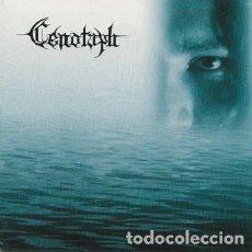 CDs de Musique: CENOTAPH - RIDING OUR BLACK OCEANS -DOBLE CD DEATH METAL. Lote 90349380