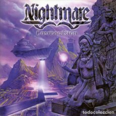 CDs de Música: NIGHTMARE- COSMOVISION-CD HEAVY METAL DIGIPACK. Lote 96491158