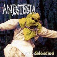 CDs de Música - Anestesia- Satisfied -METALCORE DESDE CHEKIA - 90353444