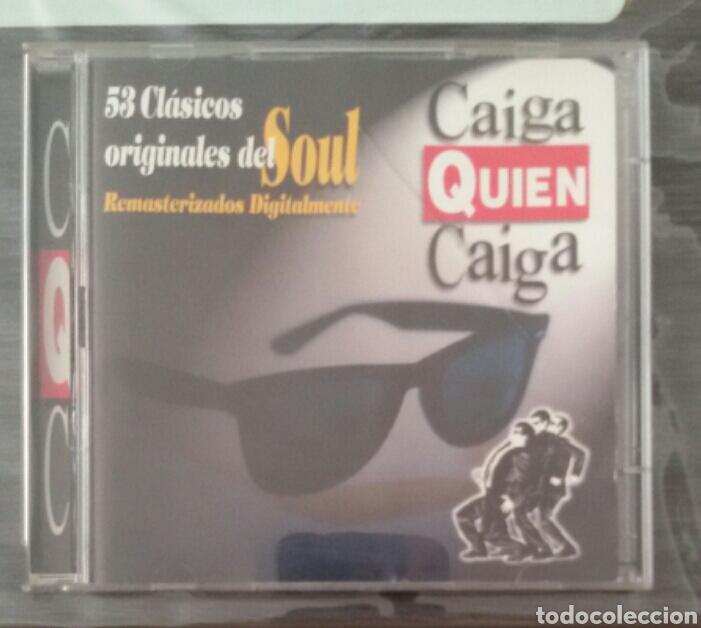 CAIGA QUIE CAIGA - SOUL - 2CD (Música - CD's Jazz, Blues, Soul y Gospel)