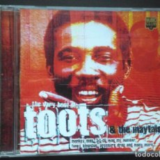 CDs de Música: TOOTS & THE MAYTALS-THE VERY BEST OF...(CD.MUSIC CLUB.1997) CLASICOS REGGAE: FUNKY KINGSTON.... Lote 90420009