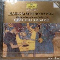 CDs de Música: MAHLER . SYMPHONIE NR 7. Lote 90400592
