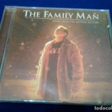 CDs de Música: CD B.S.O. THE FAMILY MAN: U2, SEAL, ELVIS COSTELO... MADE IN GERMANY 2000. PRECINTADO.. Lote 90473479