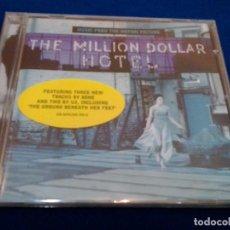 CDs de Música: CD B.S.O. THE MILLION DOLLAR HOTEL: U2, BONO, THE MDH BAND... WARNER MUSIC 2000 EU. PRECINTADO.. Lote 90476134