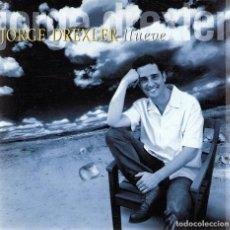 CDs de Música: CD JORGE DREXLER ¨LLUEVE¨. Lote 90529945