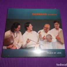 CDs de Música: ZARBANG QUARTET ( PEACE OF LOVE ) - CD - DIGIPACK - DANCE SPIRIT - RING OF SEVEN - CREATION .... Lote 90572080