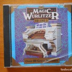 CDs de Música: CD THE MAGIC WURLITZER - VOLUME 2 (C7). Lote 90660850