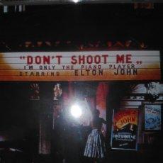 CDs de Música: CD ELTON JOHN. Lote 90763378