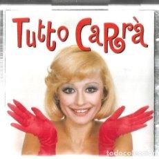 CDs de Música: DOBLE CD RAFFAELLA CARRÀ : TUTTO CARRÀ (EDICION SONY MUSIC ESPAÑA, 1999) EN ESPAÑOL ITALIANO, INGLES. Lote 90913730