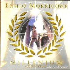 CDs de Música: DOBLE CD ENNIO MORRICONE : MILLENIUM COLLECTION ( 31 TEMAS ) . Lote 90918775