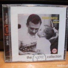 CDs de Música: STAN GETZ PLAYS THE VERNE COLLECTION PRECINTADO. Lote 91017565