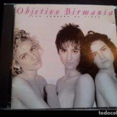 CDs de Música: OBJETIVO BIRMANIA - LOS HOMBRES NO LIGAN. Lote 91122150