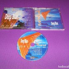 CDs de Música: TUPAC ( DEEP BLUE ) - CD - TITANIC - HOTEL CALIFORNIA - YESTERDAY - WOMAN IN LOVE - IMAGINE .... Lote 91147890