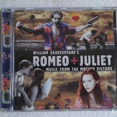 CDs de Música: ROMEO + JULIET - BANDA SONORA ORIGINAL - CD ALBUM. Lote 91254620