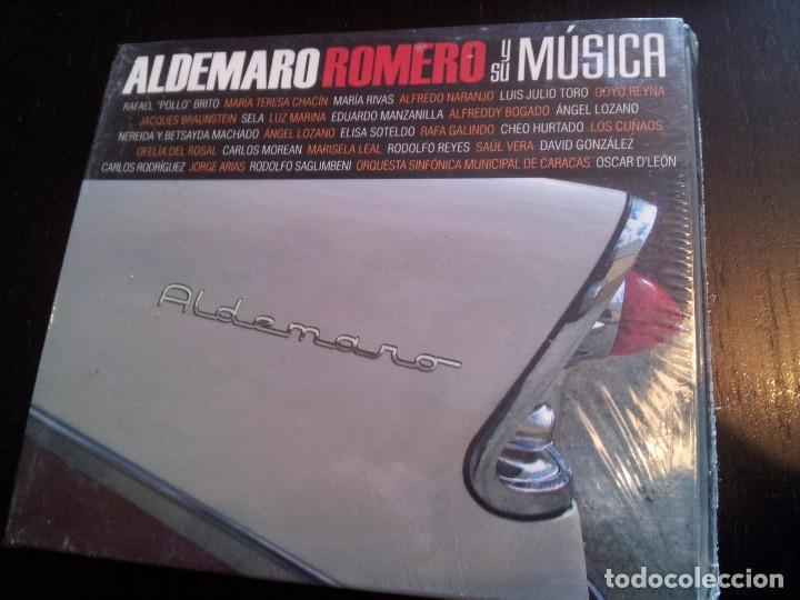 ALDEMARO ROMERO Y SU MÚSICA / 2 CD PRECINTADO (Música - CD's Latina)