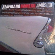 CDs de Música: ALDEMARO ROMERO Y SU MÚSICA / 2 CD PRECINTADO. Lote 91266250