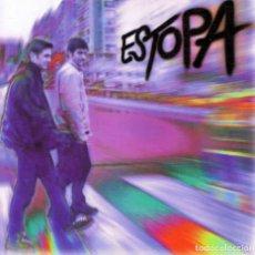 CDs de Música: CD ESTOPA . Lote 91282035