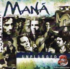 CDs de Música: CD MANÁ UNPLUGGED. Lote 91282160