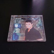 CDs de Música: CD ALEJANDRO SANZ MAS. Lote 91306825