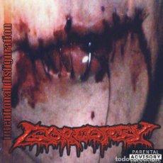 CDs de Música: GOREOPSY - INTENTIONAL DISFIGURATION -GRIND CORE DEATH METAL. Lote 180125690