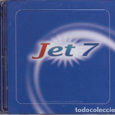 CDs de Música: JET 7 (NACHO CANUT) - RECONSTRUCTIVISMO EXACTO - CD + DVD CON VIDEOS. Lote 91504530