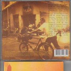 CDs de Música: TANGHETTO / EMIGRANTE (ELECTROTANGO) CD CONSTITUTION 2004. Lote 91579125