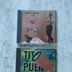CDs de Música: 2 CD MUSICA LATINA. Lote 91596055