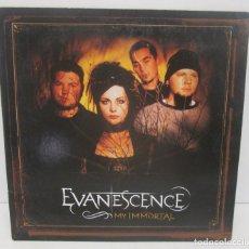 CDs de Música: CD SINGLE - EVANESCENCE - MY IMMORTAL. Lote 91668970