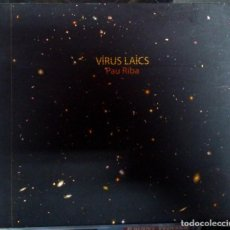 CDs de Música: PAU RIBA- VIRUS LAICS CD DIGIPACK. Lote 91686665