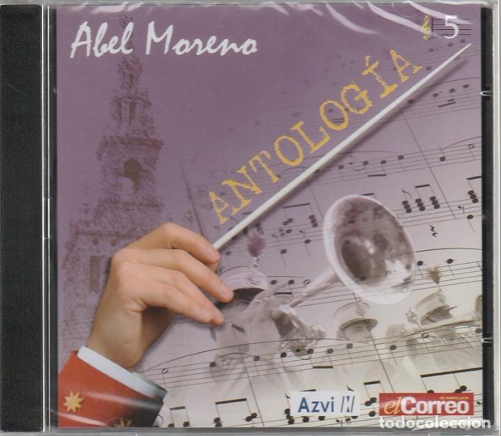 ABEL MORENO / ANTOLOGIA 5 (CD AZVI - EL CORREO PRECINTADO) CON LIBRETO PARTITURAS (Música - CD's Otros Estilos)