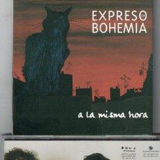 CDs de Música: EXPRESO DE BOHEMIA - A LA MISMA HORA (CD, ON THE ROCKS RECORDS 1995). Lote 91795005