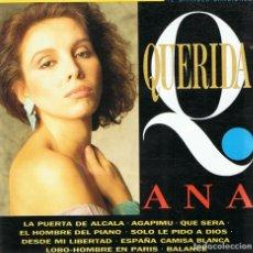 CDs de Música: CD QUERIDA ANA ANA BELEN. Lote 91815925