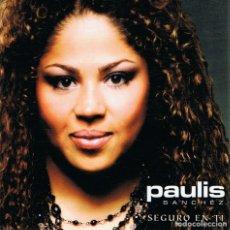 CDs de Música: CD PAULIS SANCHEZ ¨SEGURO EN TI¨. Lote 91816255